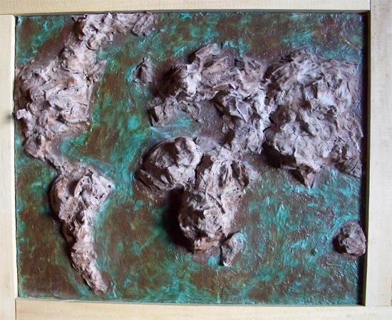 boue de terre