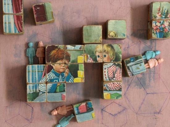 Histoire de cubes
